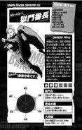 Gokurou Character Profile