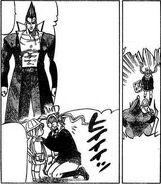 Hinako yelling to get Tsukimi back and see if she is okay