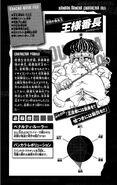 Ryuuzenji Character Profile