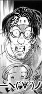 Takunari surprised by Akira