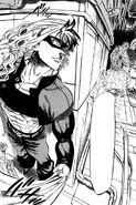 Yuu infiltrating Meiko's place
