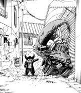 Takeshi angry