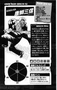 Mitsunobu Character Profile