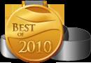 Best of 2010 Medal