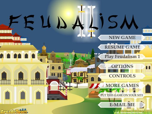 File:Feudalism II Main Menu.png