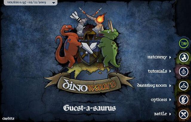 File:Dinowaurs-title-screen.jpg