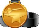 DAF medal