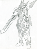 Power Armour Design by Raziel chan