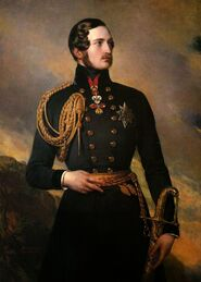 Franz Xaver Winterhalter--Prince Albert