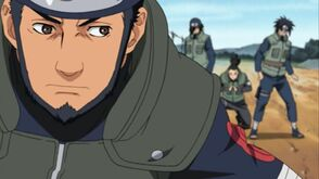 Asuma's takes the lead