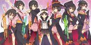 Bakuen girls