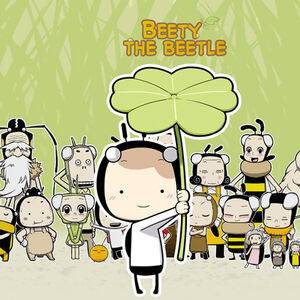 Beety the beetle 411