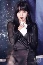 AOA Chanmi Angel's Knock promo photo 2