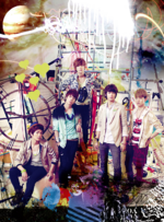 SHINee Juliette (Japanese ver.) group promo photo