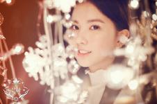 GFriend Eunha Snowflake Promo 4