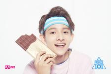 Kim Samuel Produce 101 Promo 3