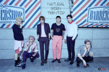TEEN TOP Natural Born Teen Top group photo