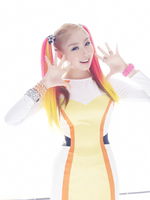 Stellar Gayoung Rocket Girl promo photo