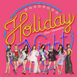 Girls' Generation Holiday Night Cover Art