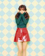 Lovelyz Ryu Su Jeong R U Ready promo photo