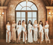 Nine Muses Lost group photo