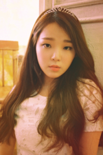OH MY GIRL Seunghee Windy Day photo
