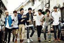 GOT7 Got Love group photo