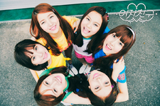 GFriend LOL Group Photo