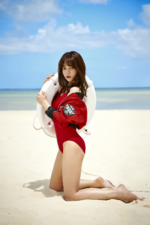 AOA Jimin Good Luck photo