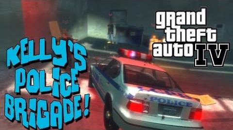 Kelly's Police Brigade - Beautiful, Violent Justice! 1 (GTA IV)