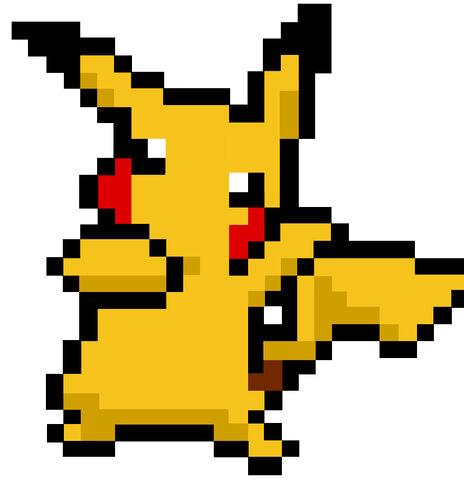 File:8 bit pixel pikachu by prizrensoldier-d4rab3m.jpg
