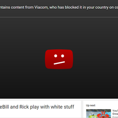 Viacunt as they took down a SpongeBob YouTube Poop.
