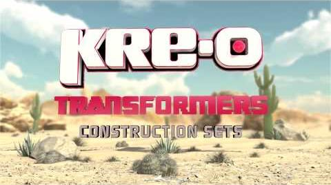 KRE-O TRANSFORMERS Teaser Trailer