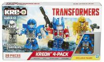Universal-Studios-Transformers-Kreon-4-pack
