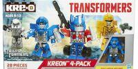 Kreon 4-Pack (The Ride)