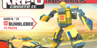 Instructions Bumblebee (31144)