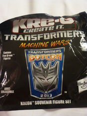 2013 Machine Wars package