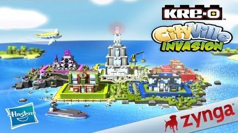 KRE-O CityVille Invasion - Universal - HD Gameplay Trailer