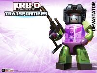 Kreon Devastator wallpaper