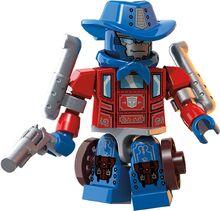 Wild West Optimus Prime