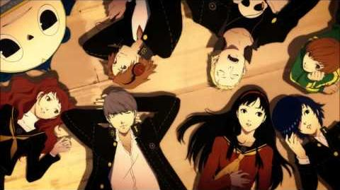 Never More -Reincarnation PERSONA4 - I'll Face Myself -Battle-