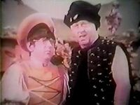 Mickey Rooney & Danny Goldman in Fol-de-Rol
