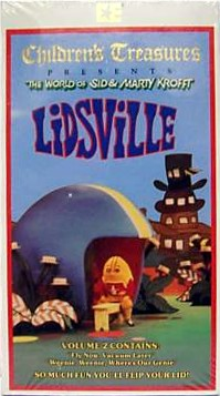 Lidsville Children's Treasures Vol 2