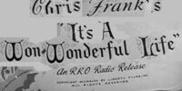 It's A Won-Wonderful Life