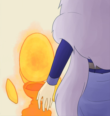 File:1-19 Asha with the barrier orb.png