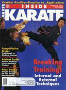 Inside Karate 09-1995