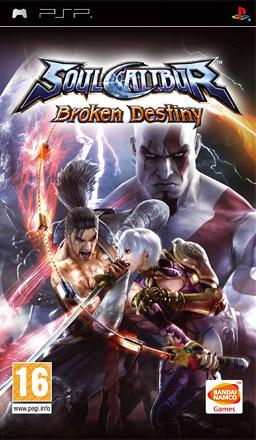 Soulcalibur BrokenDestiny