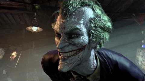 Batman Arkham City hero