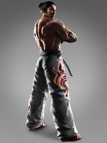 File:Kazuya Mishima - CG Art Image - Tekken Tag Tournament 2.jpg
