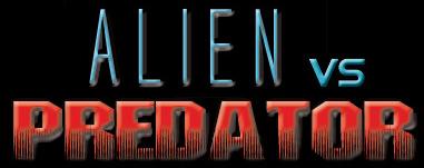 Alien vs predator title